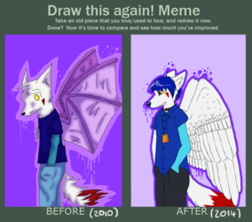 Draw This Again! (Meme)