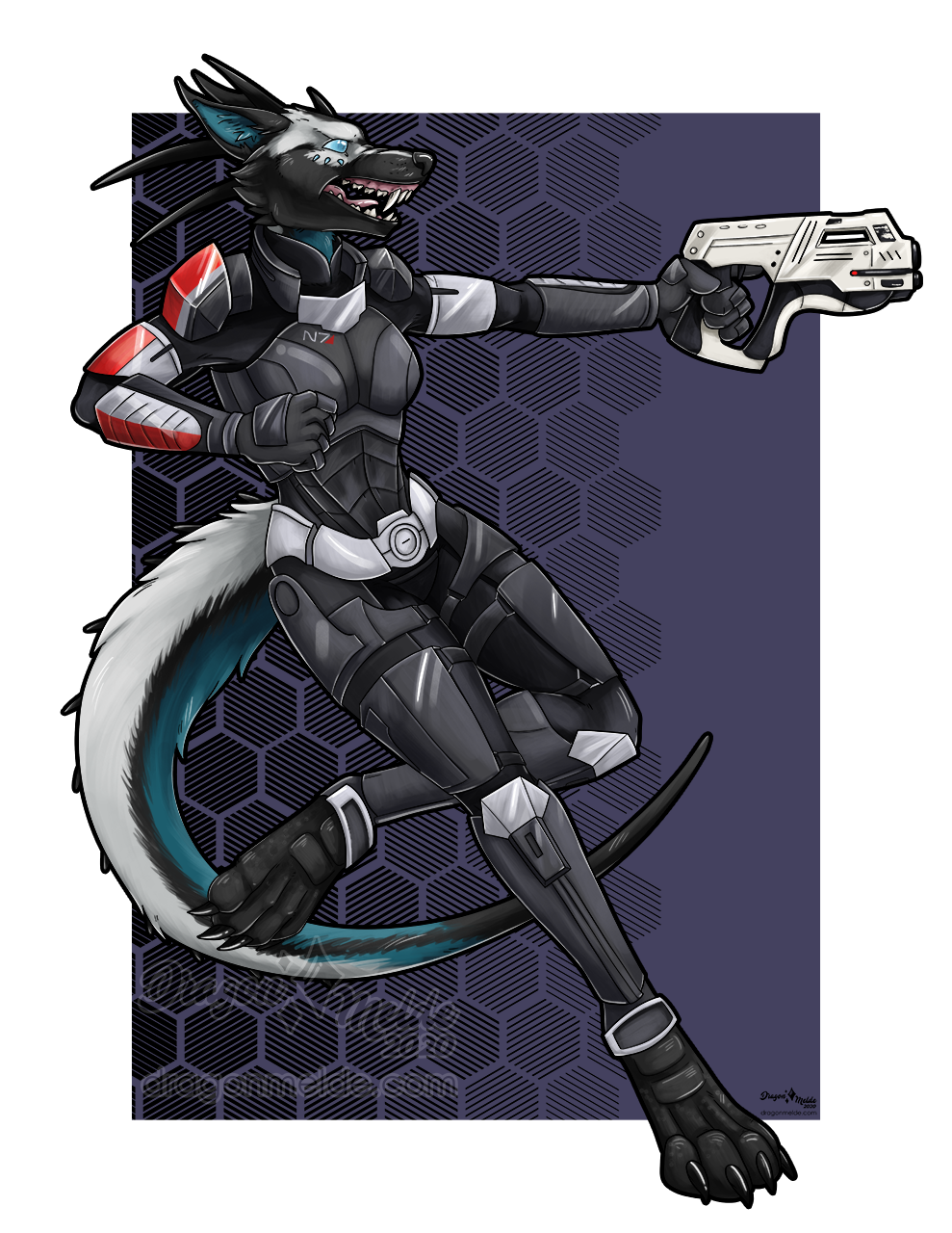 Ready Player July Wing-it: Mass Effect