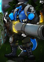 Hired Gun Kuro