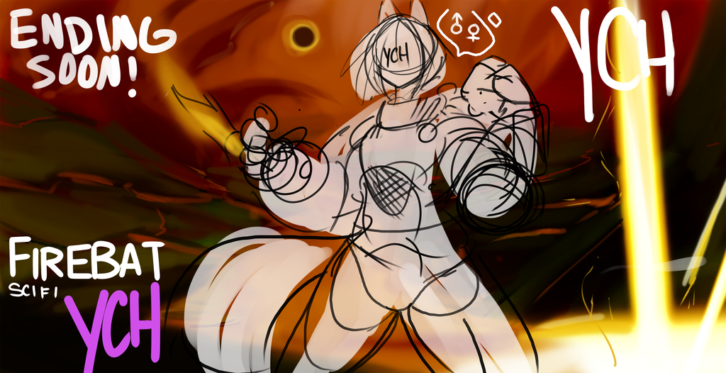 Ending Soon: FireBat YCH
