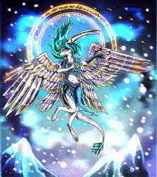 commission for Goddess-marissa