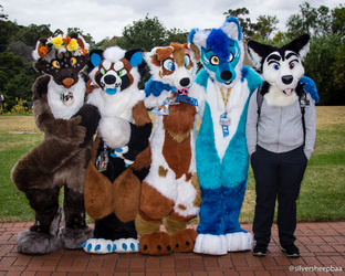 ConFurgence 2018: Group Shot 3