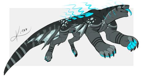 Custom Rare Mutt: CLOSED Species! from gryphonslade