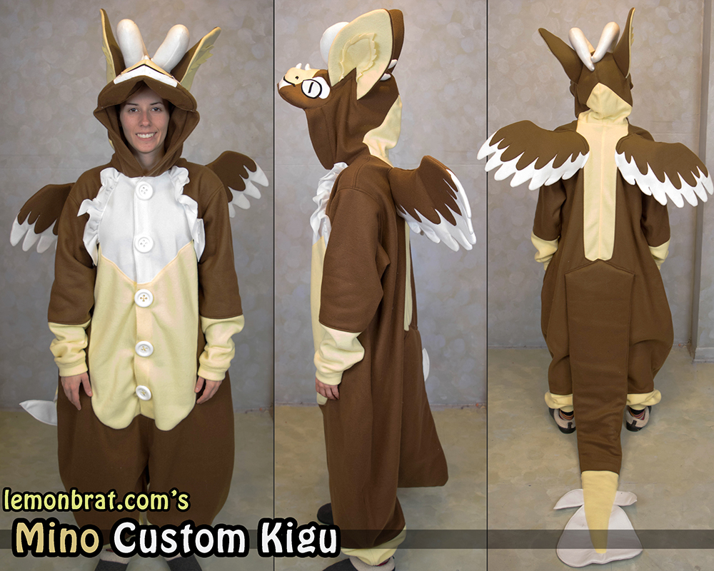 Mino Custom Kigu