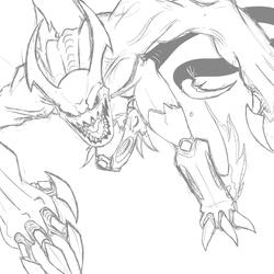 Monster Doodle 2