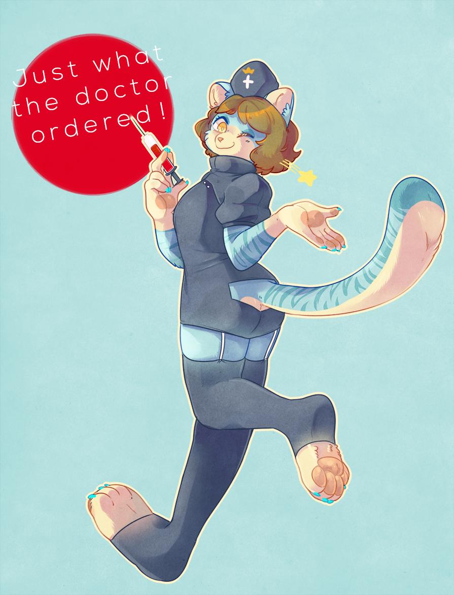 Nurse's Orders [Commission]