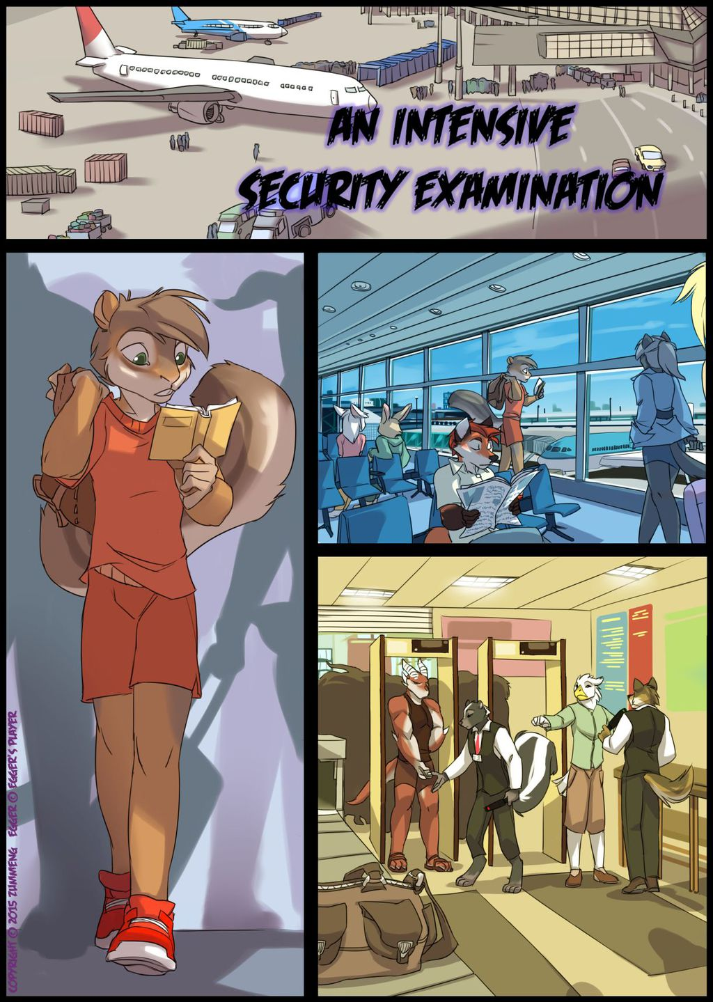 An Intensive Security Examination Page 1
