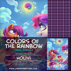 Colors of the Rainbow by Holivi