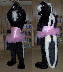 Ballerina Skunk