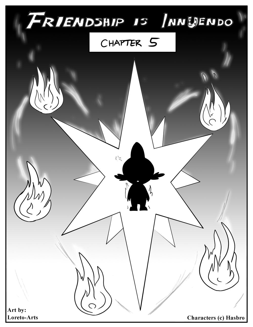 Friendship is Innuendo: Chapter 05
