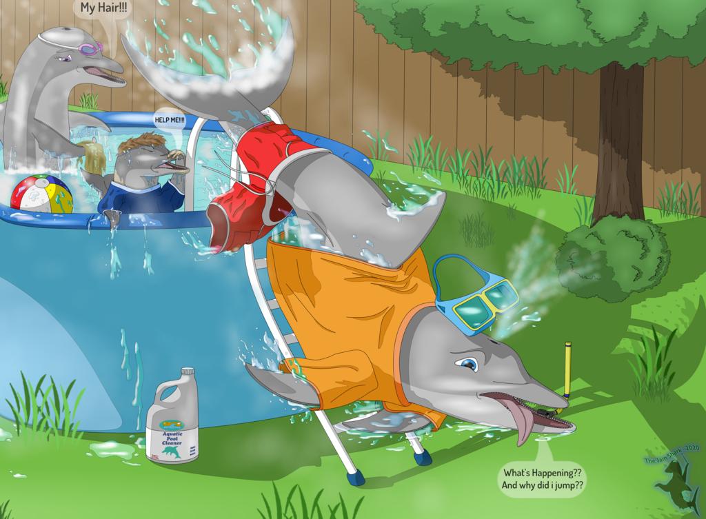 The Jam Shark - That's not Chlorine