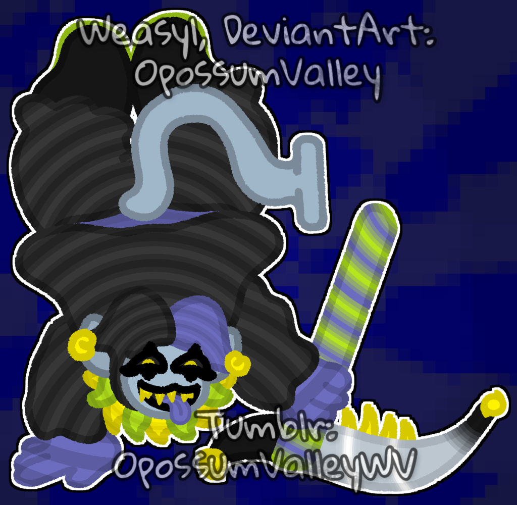 Deltarune Chaotic Moments