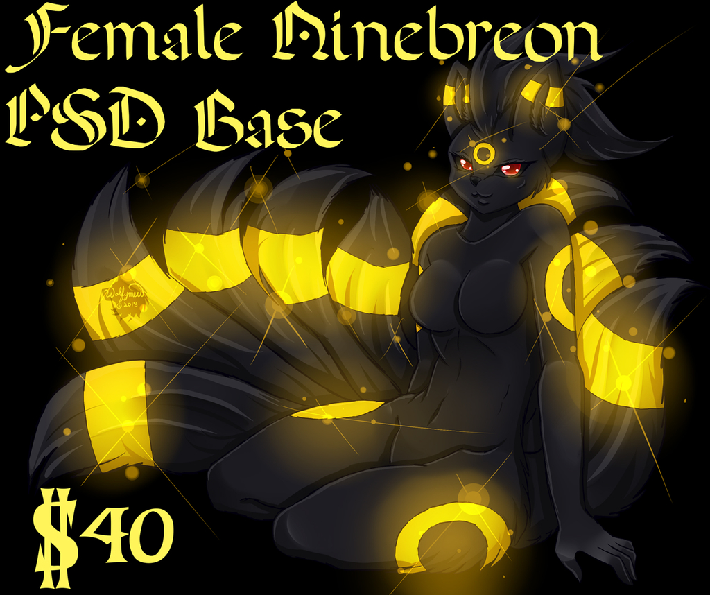 FEMALE NINEBREON BASE