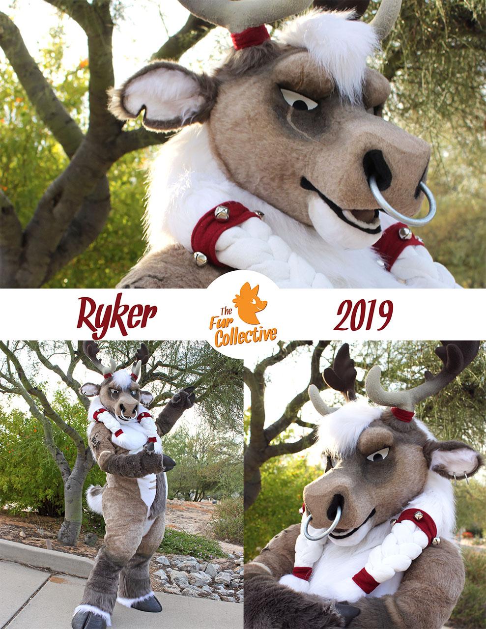 Ryker the Reindeer!