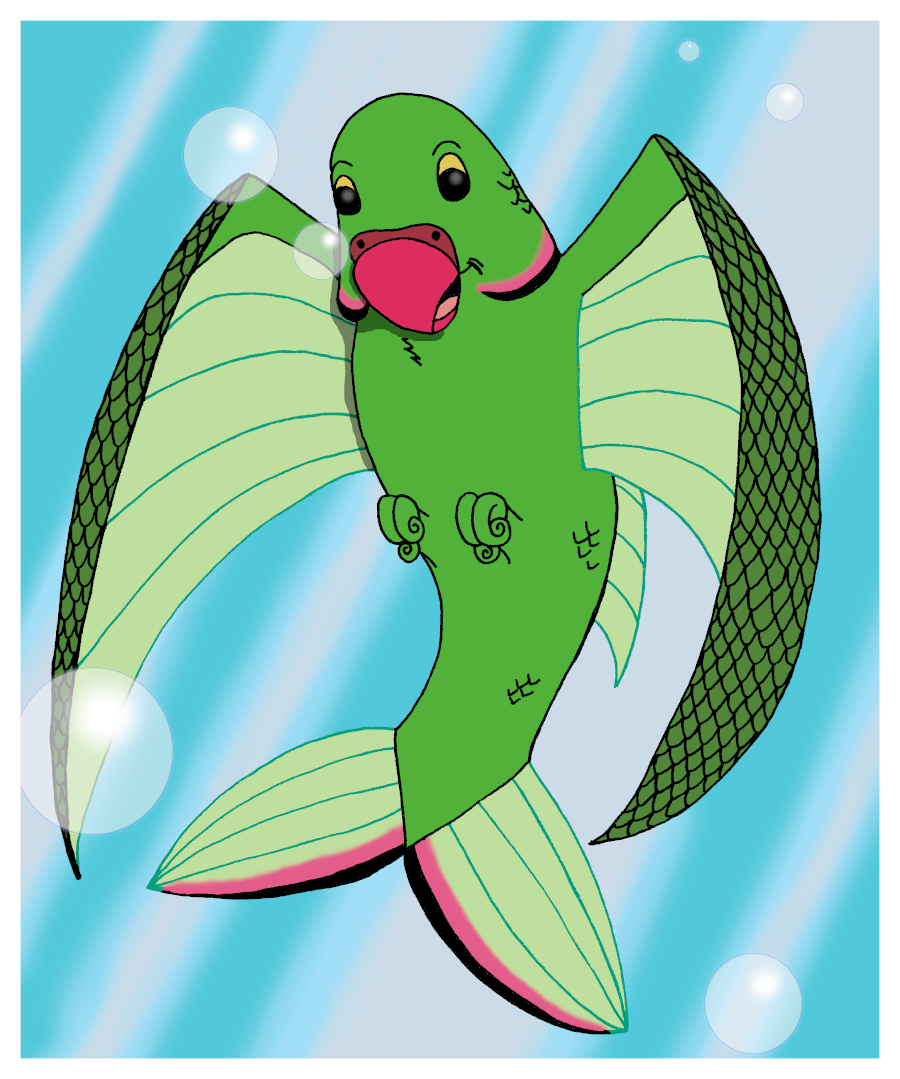 Indian Ringgill Parrotfish