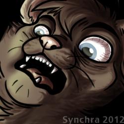 OMG Rage Face Threyon Icon
