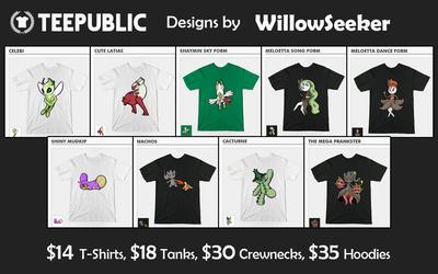 Pokemon T-Shirt Sale - TEEPUBLIC
