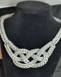 Persian Sailor Knot Necklace