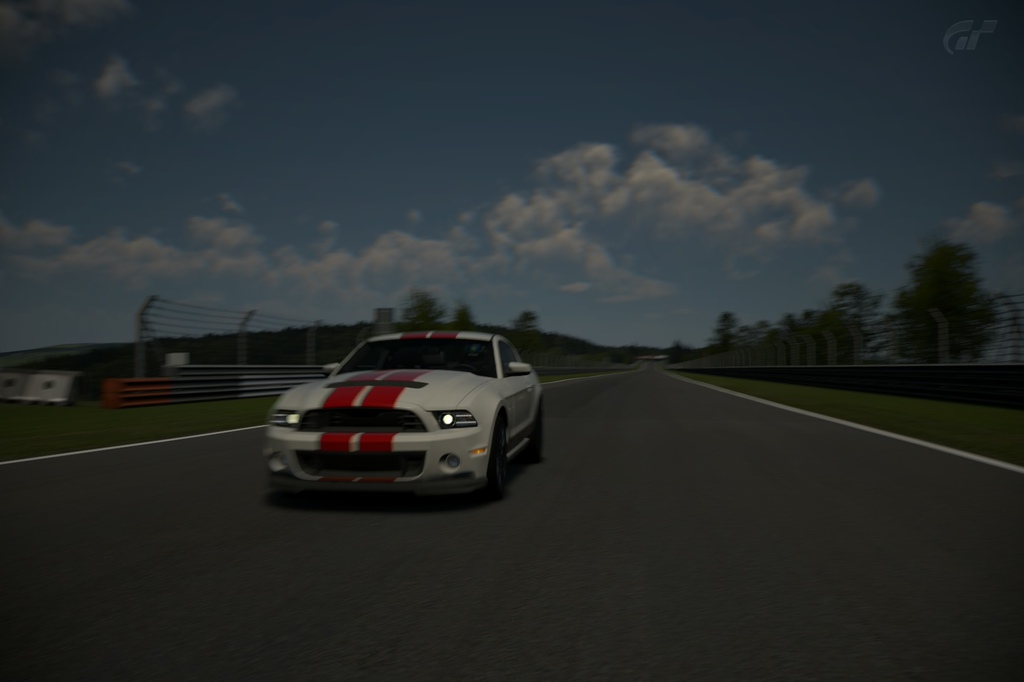 2013 Ford Mustang Shelby GT-500 (Mustang 50 years)