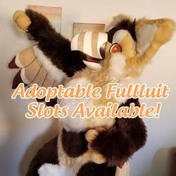 Adoptable Fullsuit Slots Available! (READ BELOW)