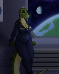 Lieutenant Radina Shakarr