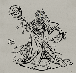 Kasumi the Virgo (Redux)