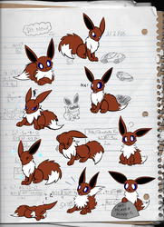 Eevee Telegram Stickers