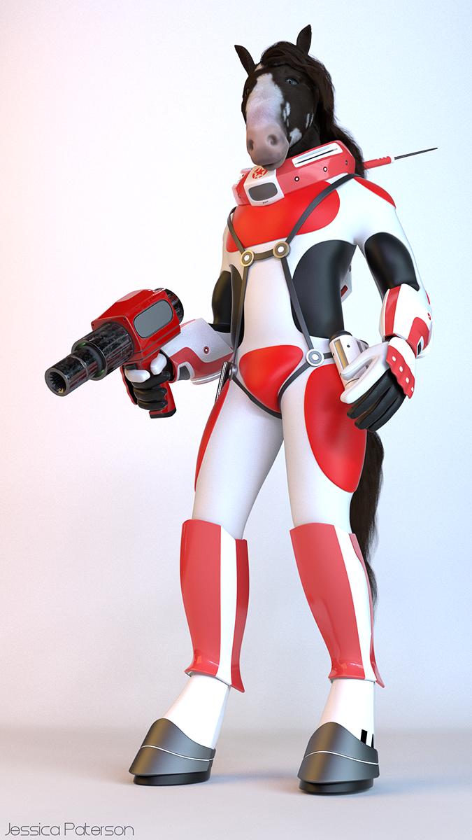 Zho, Space Engineer