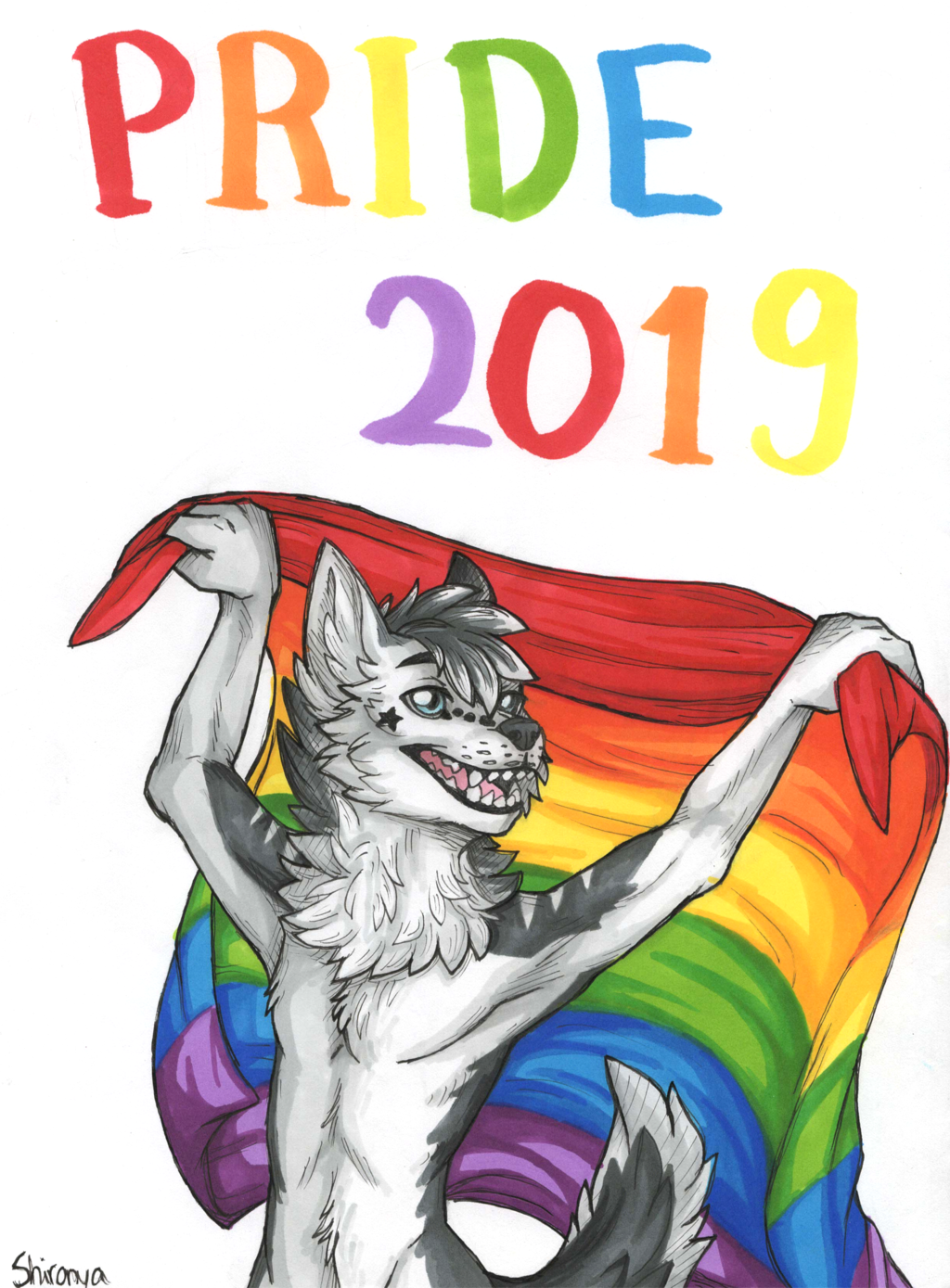 Pride 2019 for MHP