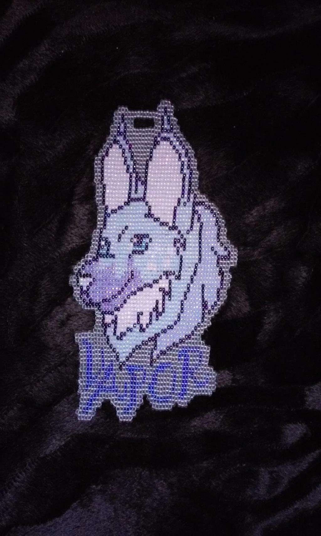Beadwork Badge