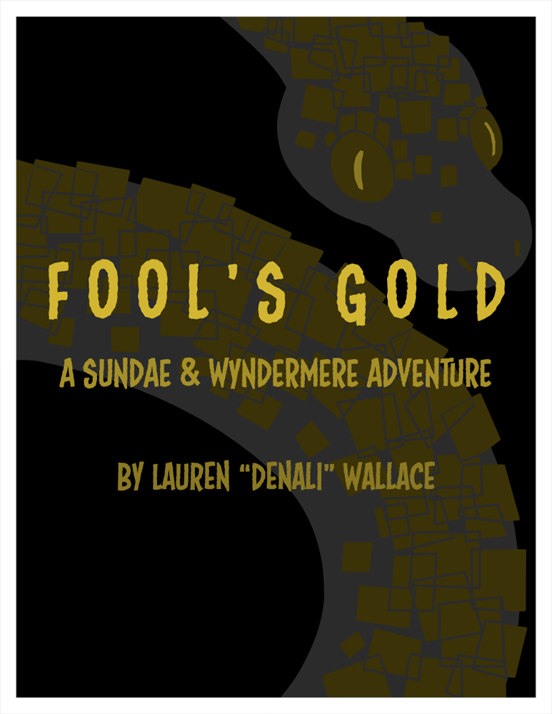 Fool's Gold, pg 2