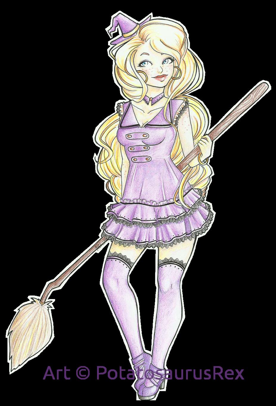 Comm: Princ-- Witch Jacqueline