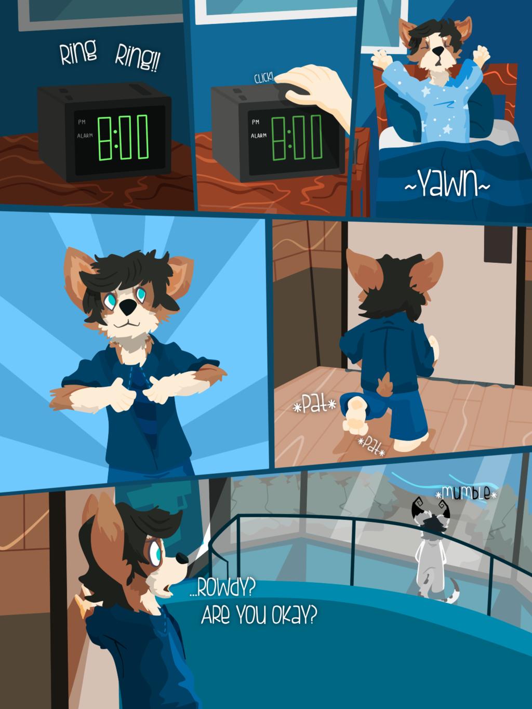 [Comic] The Idea : Page 1