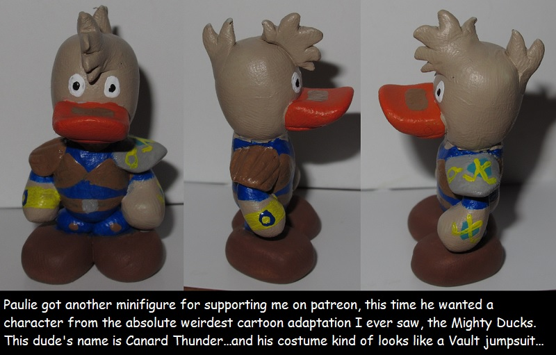 Most recent image: Canard Thunder mini for Paulie