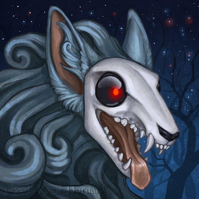 Skulldog Icon