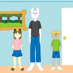 Tobias' siblings