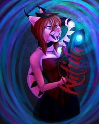 Kat's Halloween Badge~