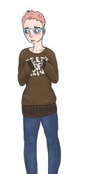 Peet's sweater