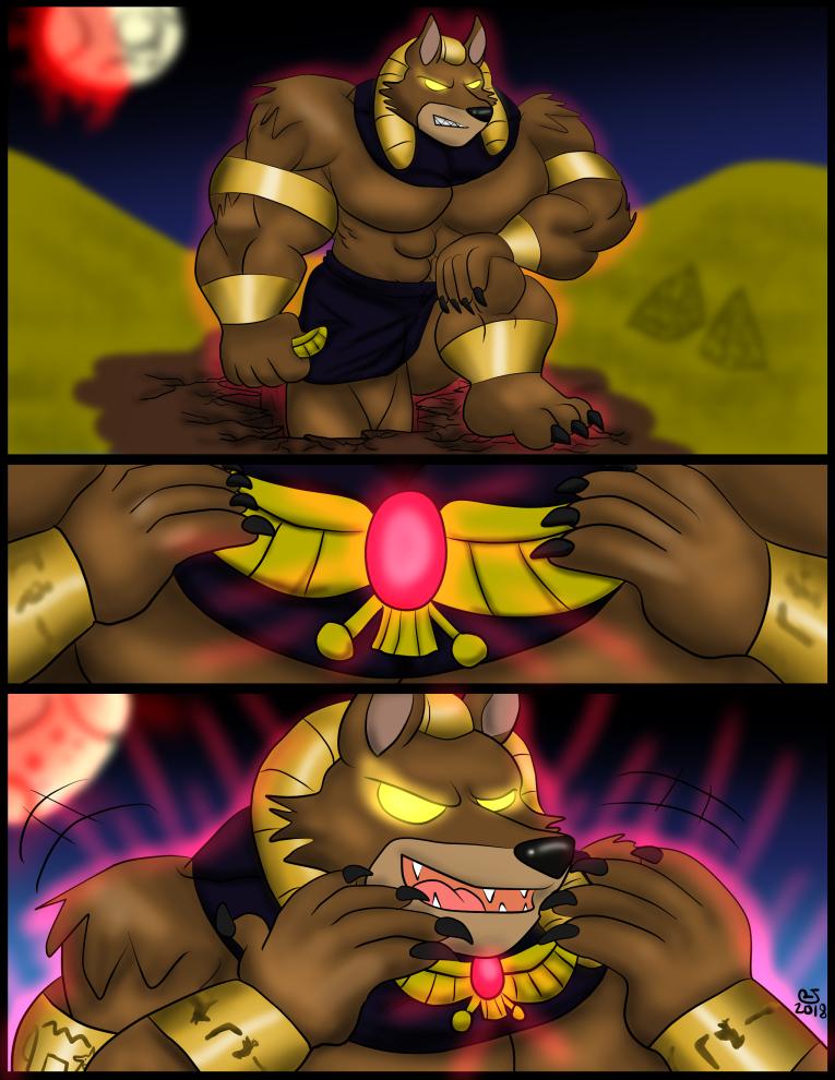 TF/MG Commission: The New God of Egypt 5 v2