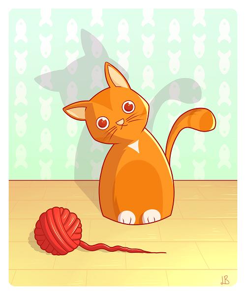 Most recent image: Cat Doodle