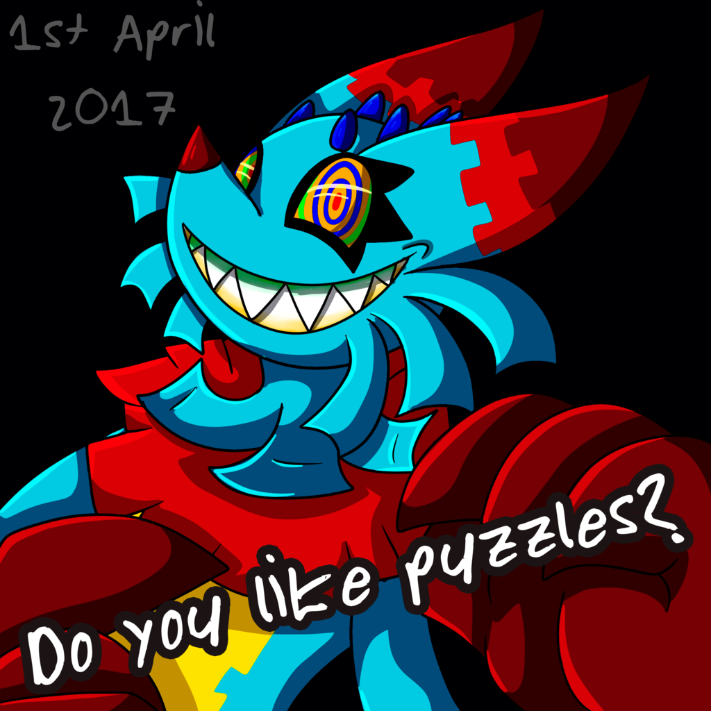 Most recent image: Do you like PUZZLES?