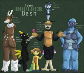 Team Boulder Dash