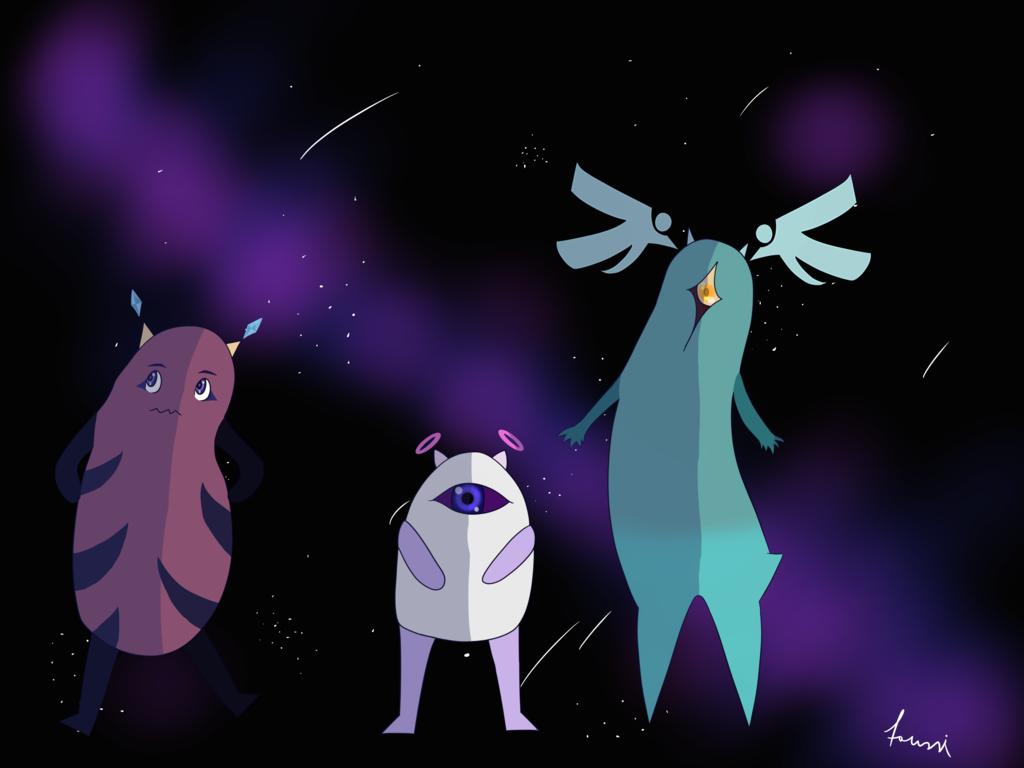 Open species: Astralins