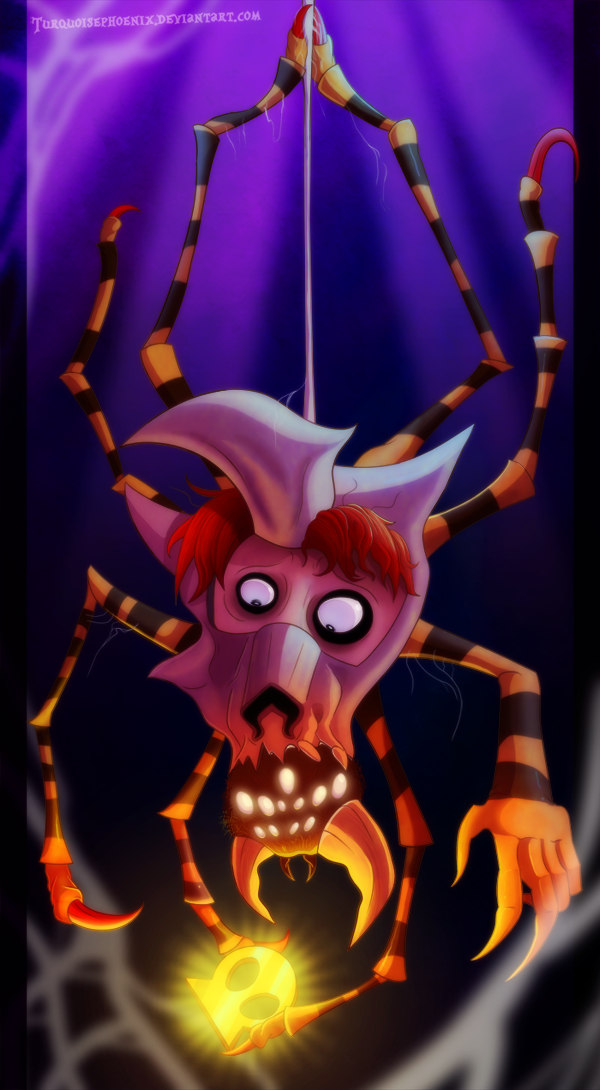Zelda Collab - Head of the House of Skulltula