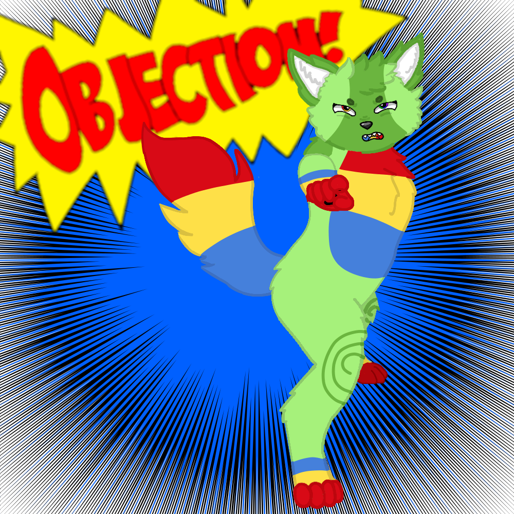 objection!!