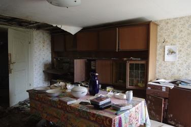 An abandoned farmhouse 6