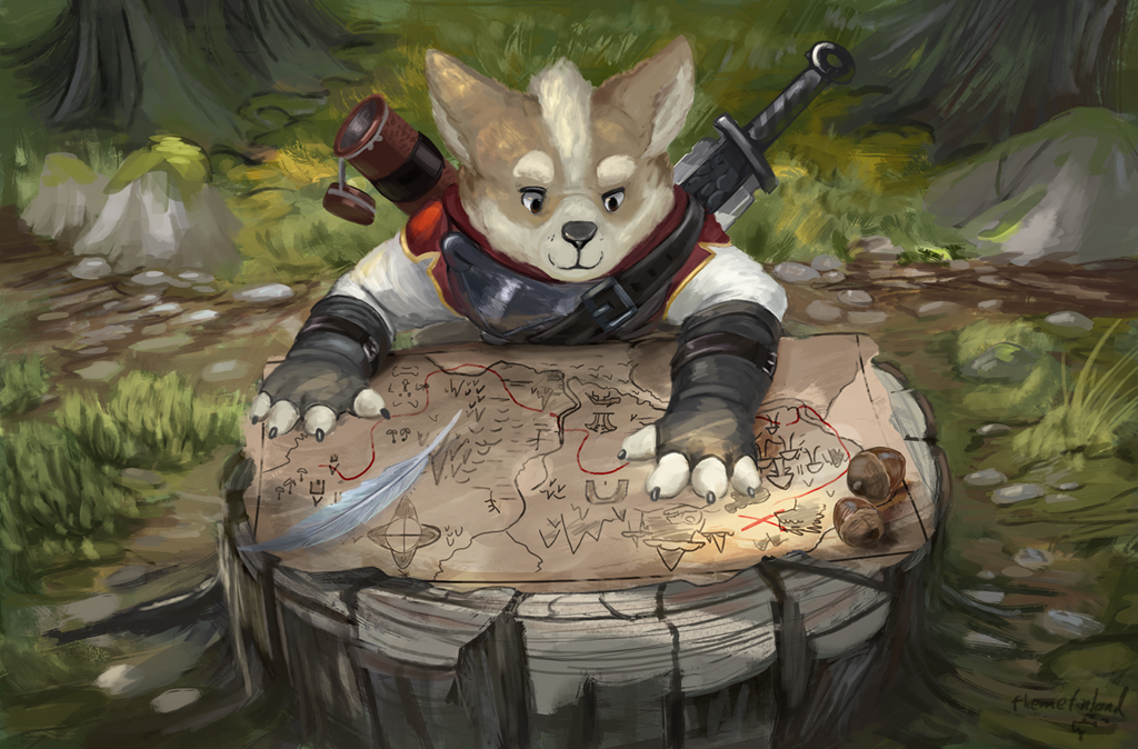 Legend of doggo