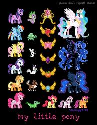 MLP Pixel Poster 1