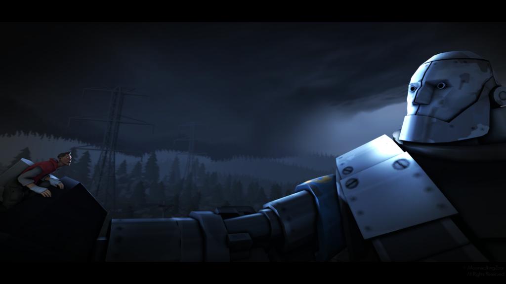 [SFM] The Metal Titan