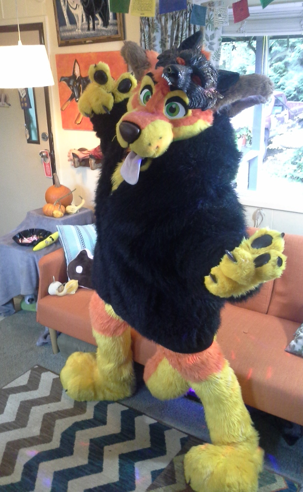 Mukilteo as the Big Bad Wolf